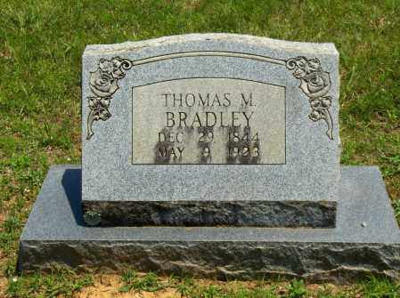 BRADLEY, THOMAS M. - Washington County, Arkansas | THOMAS M. BRADLEY - Arkansas Gravestone Photos