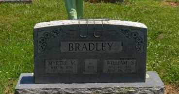 BRADLEY, WILLIAM S. - Washington County, Arkansas | WILLIAM S. BRADLEY - Arkansas Gravestone Photos