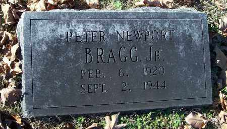 BRAGG, PETER NEWPORT, JR. - Washington County, Arkansas | PETER NEWPORT, JR. BRAGG - Arkansas Gravestone Photos