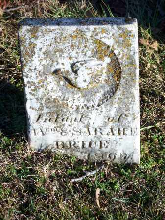 BRICE, INFANT - Washington County, Arkansas | INFANT BRICE - Arkansas Gravestone Photos