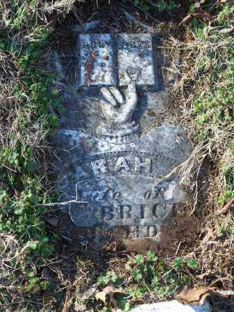 BRICE, SARAH E. - Washington County, Arkansas | SARAH E. BRICE - Arkansas Gravestone Photos