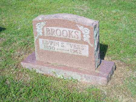 "BROOKS, EDWIN S. ""VESS"" - Washington County, Arkansas 