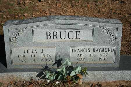BRUCE, FRANCIS RAYMOND - Washington County, Arkansas | FRANCIS RAYMOND BRUCE - Arkansas Gravestone Photos