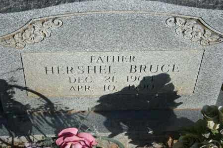 BRUCE, HERSHEL - Washington County, Arkansas | HERSHEL BRUCE - Arkansas Gravestone Photos