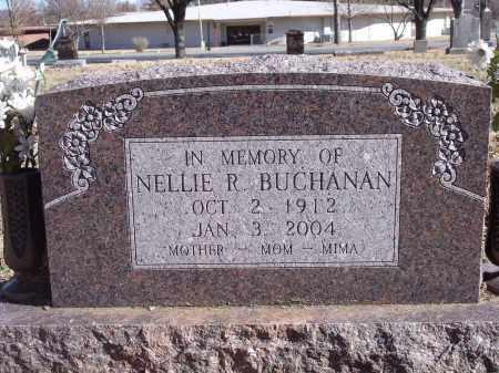 RIEFF BUCHANAN, NELLIE RUTH - Washington County, Arkansas | NELLIE RUTH RIEFF BUCHANAN - Arkansas Gravestone Photos