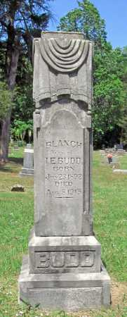 BUDD, BLANCH - Washington County, Arkansas | BLANCH BUDD - Arkansas Gravestone Photos