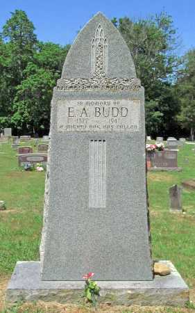 BUDD, ELWIN A - Washington County, Arkansas | ELWIN A BUDD - Arkansas Gravestone Photos