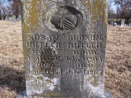 BUTLER, HUDSON - Washington County, Arkansas | HUDSON BUTLER - Arkansas Gravestone Photos