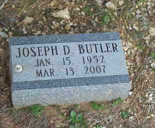BUTLER, JOSEPH D. - Washington County, Arkansas | JOSEPH D. BUTLER - Arkansas Gravestone Photos