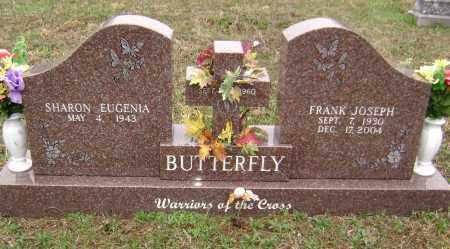 BUTTERFLY, FRANK JOSEPH - Washington County, Arkansas | FRANK JOSEPH BUTTERFLY - Arkansas Gravestone Photos