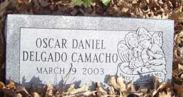 CAMACHO, OSCAR DANIEL DELGADO - Washington County, Arkansas | OSCAR DANIEL DELGADO CAMACHO - Arkansas Gravestone Photos