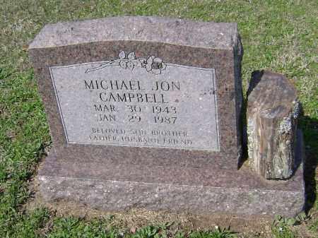 CAMPBELL, MICHAEL JON - Washington County, Arkansas | MICHAEL JON CAMPBELL - Arkansas Gravestone Photos