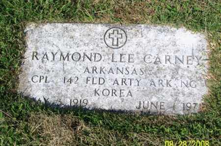 CARNEY (VETERAN KOR), RAYMOND LEE - Washington County, Arkansas | RAYMOND LEE CARNEY (VETERAN KOR) - Arkansas Gravestone Photos