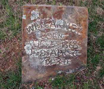 CARNEY, W.H. - Washington County, Arkansas | W.H. CARNEY - Arkansas Gravestone Photos