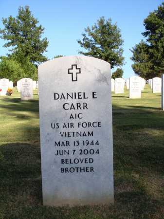 CARR  (VETERAN VIET), DANIEL E. - Washington County, Arkansas | DANIEL E. CARR  (VETERAN VIET) - Arkansas Gravestone Photos