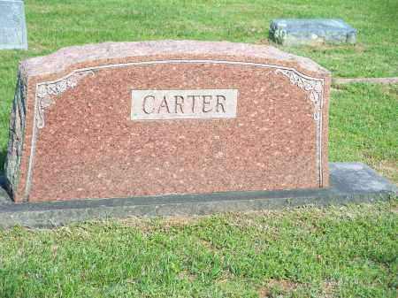 CARTER, FAMILY STONE - Washington County, Arkansas | FAMILY STONE CARTER - Arkansas Gravestone Photos