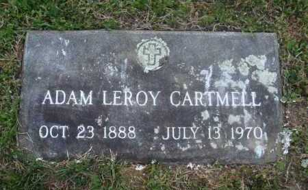 CARTMELL, ADAM LEROY - Washington County, Arkansas | ADAM LEROY CARTMELL - Arkansas Gravestone Photos