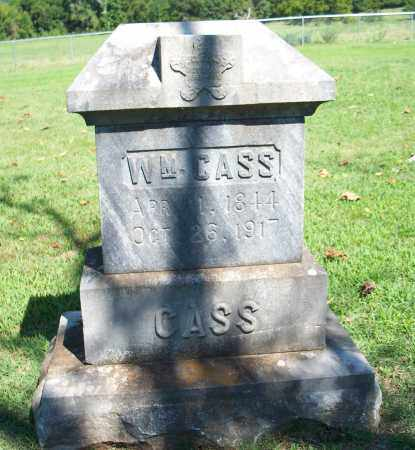 CASS (VETERAN CSA), WILLIAM - Washington County, Arkansas | WILLIAM CASS (VETERAN CSA) - Arkansas Gravestone Photos