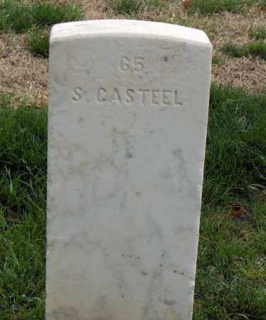 CASTELL (VETERAN UNION), S - Washington County, Arkansas | S CASTELL (VETERAN UNION) - Arkansas Gravestone Photos
