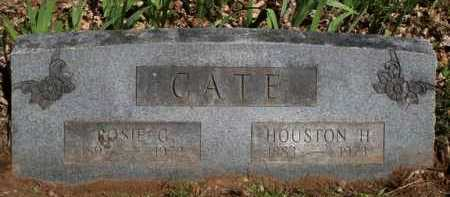 CATE, HOUSTON H. - Washington County, Arkansas | HOUSTON H. CATE - Arkansas Gravestone Photos