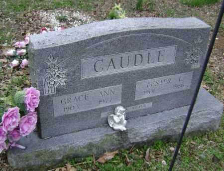 CAUDLE, LESTER L. - Washington County, Arkansas | LESTER L. CAUDLE - Arkansas Gravestone Photos
