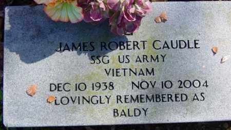 CAUDLE  (VETERAN VIET), JAMES ROBERT - Washington County, Arkansas | JAMES ROBERT CAUDLE  (VETERAN VIET) - Arkansas Gravestone Photos