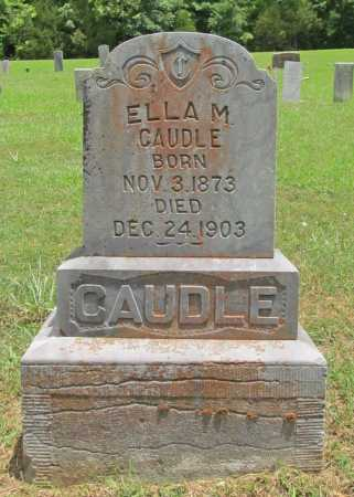CAUDLE, ELLA M. - Washington County, Arkansas | ELLA M. CAUDLE - Arkansas Gravestone Photos