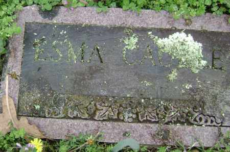 CAUDLE, ESMA - Washington County, Arkansas | ESMA CAUDLE - Arkansas Gravestone Photos