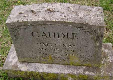 CAUDLE, HATTIE MAY - Washington County, Arkansas | HATTIE MAY CAUDLE - Arkansas Gravestone Photos