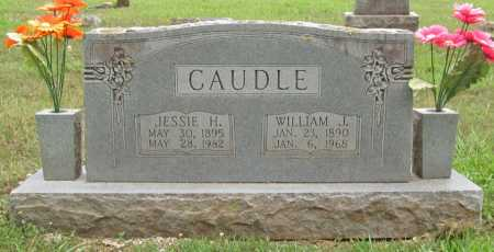 CAUDLE, JESSIE H. - Washington County, Arkansas | JESSIE H. CAUDLE - Arkansas Gravestone Photos
