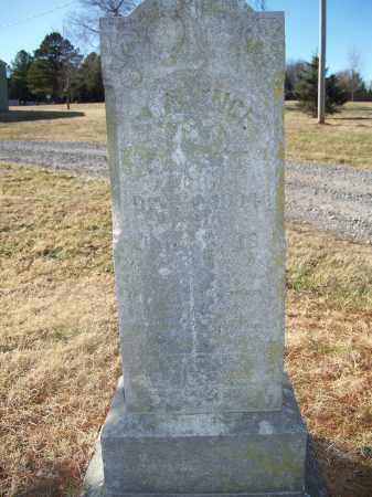 CAVATT, CLARENCE ELZA - Washington County, Arkansas | CLARENCE ELZA CAVATT - Arkansas Gravestone Photos