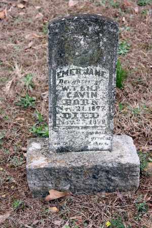 CAVIN, EMERJANE - Washington County, Arkansas | EMERJANE CAVIN - Arkansas Gravestone Photos
