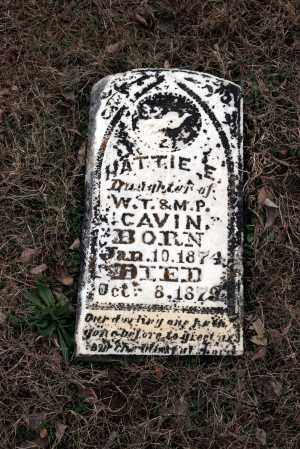 CAVIN, HATTIE E. - Washington County, Arkansas | HATTIE E. CAVIN - Arkansas Gravestone Photos