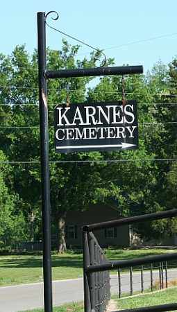 *KARNES CEMETERY,  - Washington County, Arkansas |  *KARNES CEMETERY - Arkansas Gravestone Photos