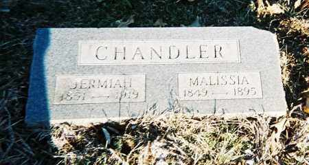 CHANDLER, JERMIAH - Washington County, Arkansas | JERMIAH CHANDLER - Arkansas Gravestone Photos