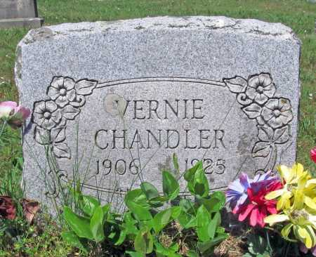 CHANDLER, VERNIE - Washington County, Arkansas | VERNIE CHANDLER - Arkansas Gravestone Photos
