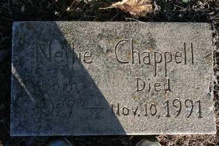 CHAPPELL, NELLIE - Washington County, Arkansas | NELLIE CHAPPELL - Arkansas Gravestone Photos