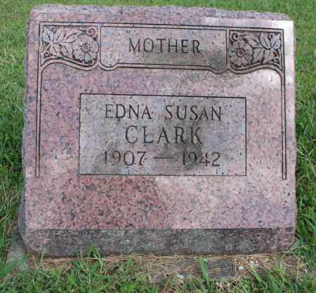 CLARK, EDNA SUSAN - Washington County, Arkansas | EDNA SUSAN CLARK - Arkansas Gravestone Photos