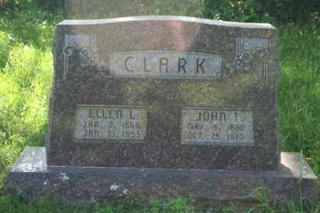 CLARK, JOHN T. - Washington County, Arkansas | JOHN T. CLARK - Arkansas Gravestone Photos