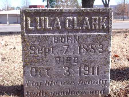 CLARK, LULA - Washington County, Arkansas | LULA CLARK - Arkansas Gravestone Photos