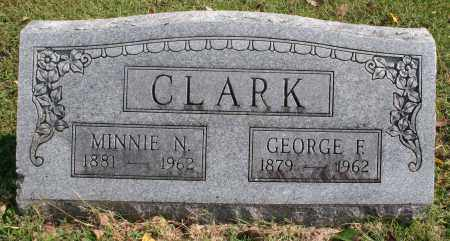 CLARK, MINNIE N. - Washington County, Arkansas | MINNIE N. CLARK - Arkansas Gravestone Photos