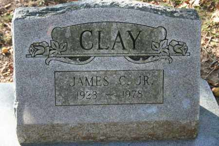 CLAY, JAMES CARLETON, JR. - Washington County, Arkansas | JAMES CARLETON, JR. CLAY - Arkansas Gravestone Photos