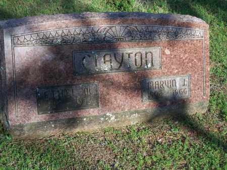 CLAYTON, ETHEL M. - Washington County, Arkansas | ETHEL M. CLAYTON - Arkansas Gravestone Photos