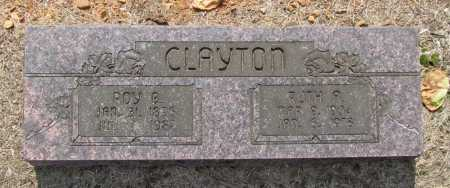 CLAYTON, ROY B. - Washington County, Arkansas | ROY B. CLAYTON - Arkansas Gravestone Photos