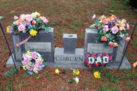 COBURN, JOHN LEE - Washington County, Arkansas | JOHN LEE COBURN - Arkansas Gravestone Photos