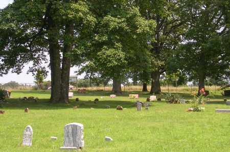 *COIL CEMETERY OVERVIEW,  - Washington County, Arkansas |  *COIL CEMETERY OVERVIEW - Arkansas Gravestone Photos