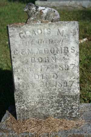 COMBS, GLADIS M. - Washington County, Arkansas | GLADIS M. COMBS - Arkansas Gravestone Photos