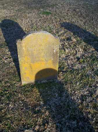 COOK, GEORGE M. - Washington County, Arkansas | GEORGE M. COOK - Arkansas Gravestone Photos