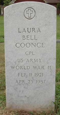 COONCE  (VETERAN WWII), LAURA BELL - Washington County, Arkansas | LAURA BELL COONCE  (VETERAN WWII) - Arkansas Gravestone Photos