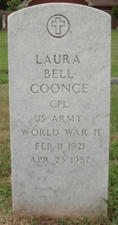 COONCE  (VETERAN WWII), LAURA BELL - Washington County, Arkansas | LAURA BELL COONCE  (VETERAN WWII) - Arkansas Gravestone Photos